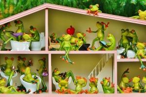 Zweckentfremdung von Wohnraum