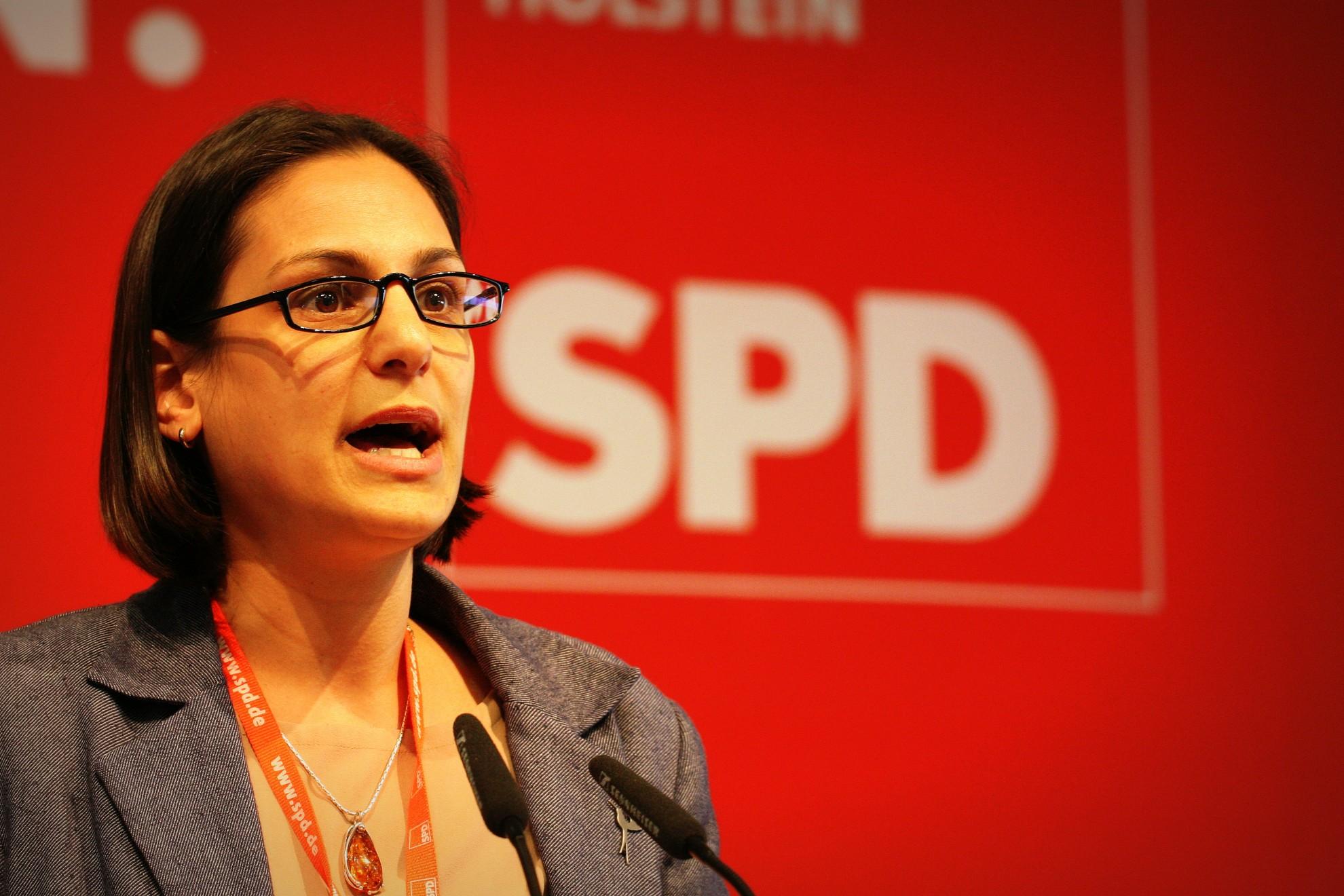 Serpil Midyatli SPD