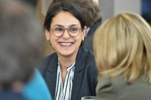 Serpil Midyatli im Landtag